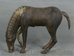 12-8-034-sculpture-de-statue-de-cheval-equine-cheval-chinois-dynastie-Bronze