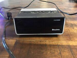 Vintage Bulova Digital Alarm Clock