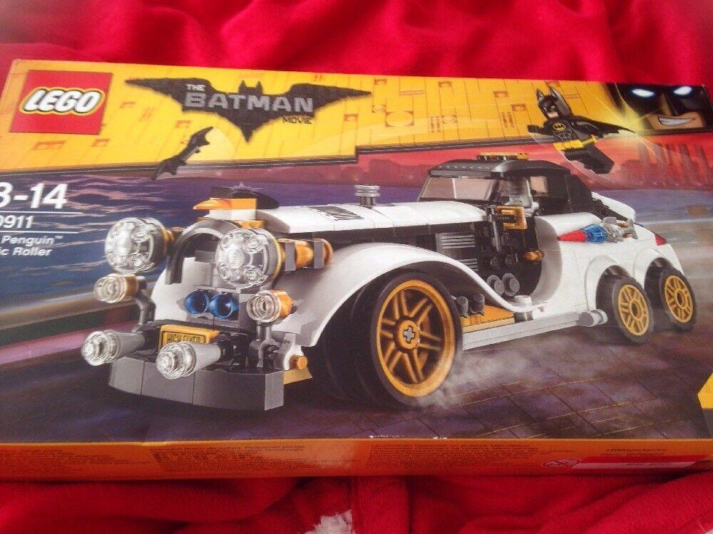 LEGO Batman Movie 70911  The Penguin Arctic Roller - Brand New