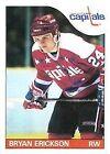 1985 O-PEE-CHEE Bryan Erickson #80 Hockey Card