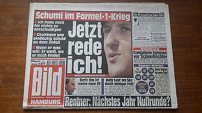Clever Orginal Bild Zeitung Vom 2. September 1998 StraßEnpreis