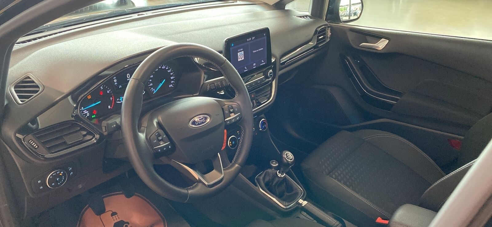 Billede af Ford Fiesta 1,0 EcoBoost Titanium Van