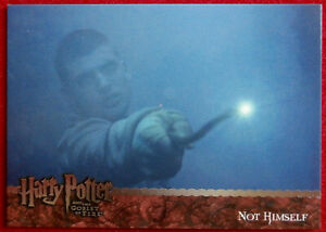 HARRY-POTTER-AND-THE-GOBLET-OF-FIRE-Card-159-VIKTOR-NOT-HIMSELF-ARTBOX