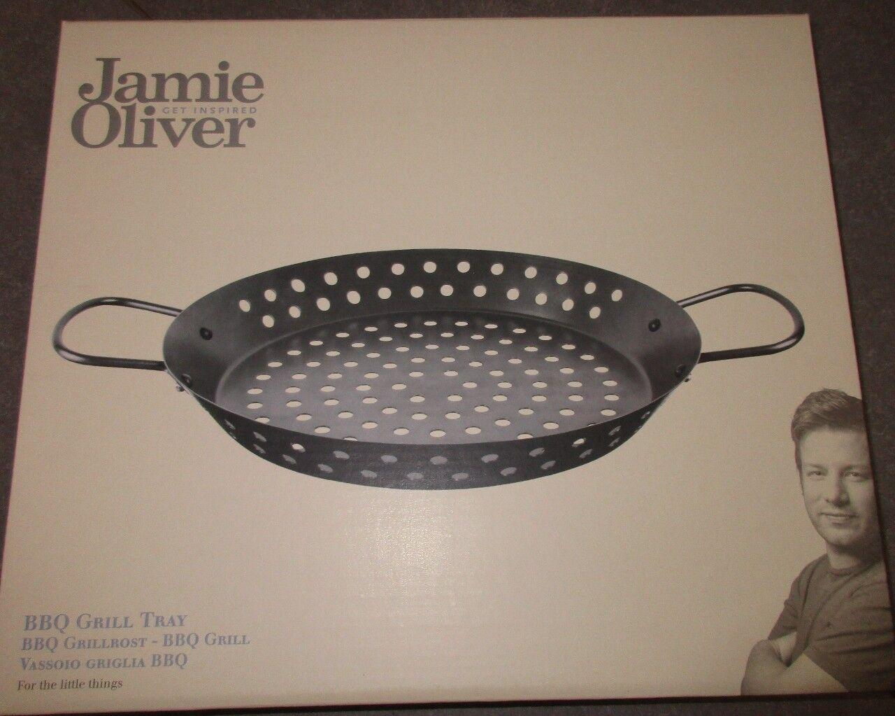 Drehspieß Für Gasgrill Jamie Oliver : Jamie oliver bbq grillrost lochpfanne grillkorb stahl ∅ cm ebay