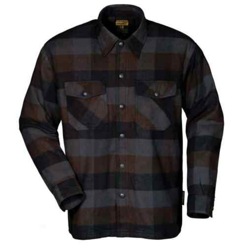 Scorpion Covert Mens Motorcycle Riding Protection Flannel Shirts