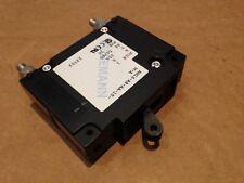 65vdc Circuit Breaker 25Amps 250vac 3sec delay Eaton Heinemann Single Pole