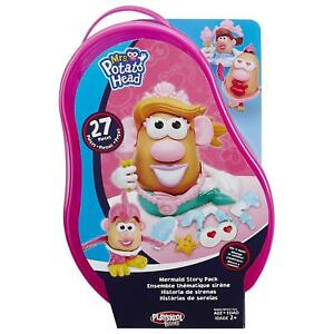 NEW-HASBRO-PLAYSKOOL-MRS-POTATO-HEAD-MERMAID-STORY-PACK-PINK-MR-B6845