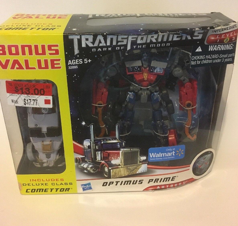 Transformers Dark of  the Moon Exclusive Action Figure Optimus Prime  commandez maintenant profitez de gros rabais