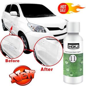 Details about HGKJ-11 20ml Car Body Scratches Repair Cleaning Car  Maintenance Paint Repair Kit