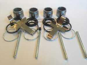 Brake-Caliper-Repair-Kit-Front-for-Subaru-Impreza-GT-WRX-pins-SUMITOMO