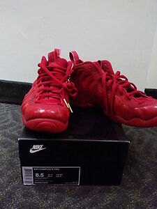 6eba5ce41c726 Nike Air Foamposite One Pro Gym Triple Red October Black Yeezy DS ...