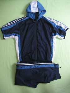 Détails sur Survetement ADIDAS basketball 90'S veste Pantalon Vintage Tracksuit 186 XL