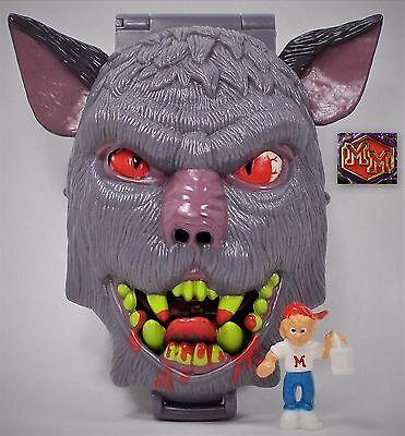 Mighty Max - Hounds Werewolf - Horror Heads - Bluebird Toys 1993 24