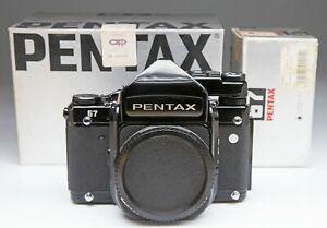 Pentax 67 + Ttl Penta Prism Finder