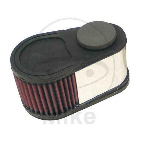 K/&N Tauschluftfilter YA-1595 WASCHBAR Sport Luftfilter Motorrad Air Filter