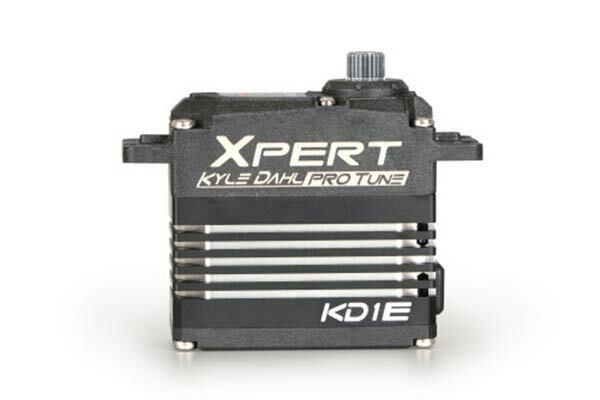 Xpert HS-2203-HV KD1E servo de aluminio de tamaño estándar