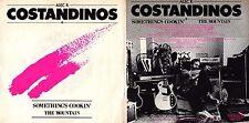 DISCO 45 GIRI   ALEC R. COSTANDINOS – SOMETHING'S COOKIN' // THE MOUNTAIN
