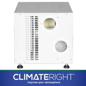 ClimateRight CR2500ACH 2,500 BTU Mini Portable Heater and Air Conditioner