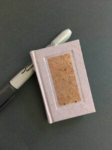 The-PaperMaking-Rhyme-Peter-amp-Donna-Thomas-Good-Book-Press-Miniature-Book