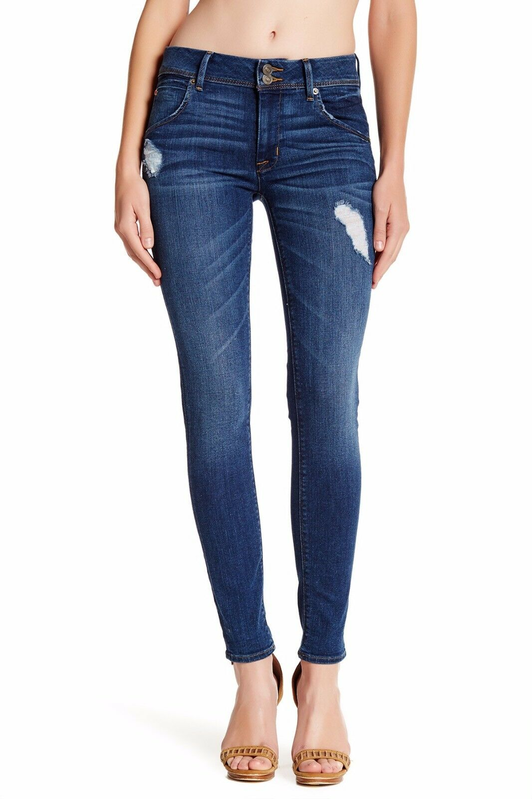 HUDSON Jeans  189 Collin Ankle Jean - Dharma - Size 27