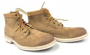 e1b6b75513c Details about UGG Australia Men's VESTMAR BOOTS Chestnut 1017779 Chestnut  Lace Up Shoes sizes