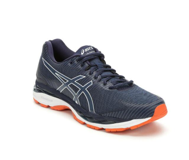 ASICS GEL Ziruss Running Shoes BlueWhiteOrange Men's Size 9