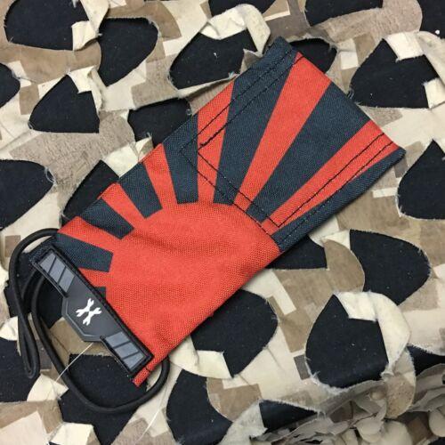 NEW HK Army Barrel Protective Cover Condom Rising Sun Black