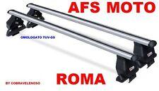BARRE PORTATUTTO ALLUMINIO AFS FIAT BRAVO 5 P. ANNO 2008 OMOLOGATO MADE IN ITALY