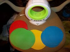 Twister Dance Rave Set....Learn New Dances, Use Your MP3 Player Music...DANCE!