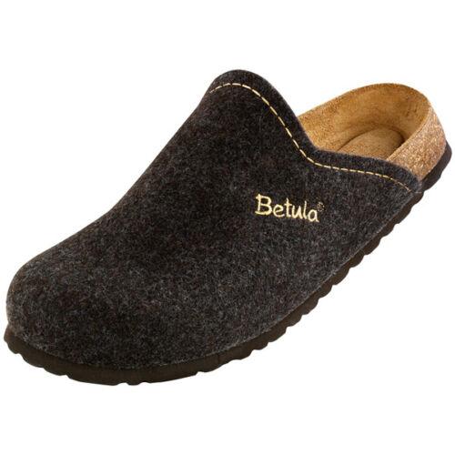 Betula House Soft Textile Clogs Shoes Soft Bettung 122923 Sandal Width Narrow