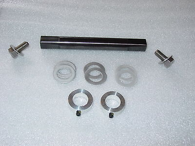 "Cook Bros Bullseye Bottom Bracket 5//8/"" Spindle Kit 130mm BMX Cruiser Fat Chance"
