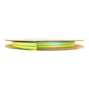 Schrumpfschlauch-bobine-2-1-d-6-4mm-d-3-2mm-75-metres-vert-jaune-high-quality
