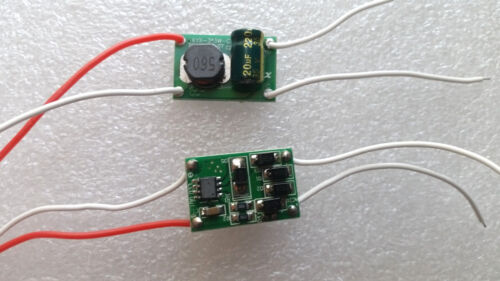 10W High Power Driver Constant Current Input 12V ~24V DC LED Output 900mA LED