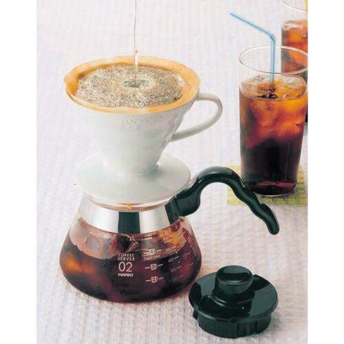 Hario V60 01 Coffee Dripper Ceramic WHITE VDC-01W MADE IN JAPAN