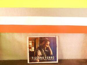TIZIANO-FERRO-L-039-AMORE-E-Una-Cosa-Semplice-CD