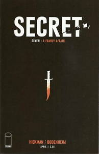Secret-7-Final-Issue-Unread-New-Near-Mint-Image-2012-Series-30