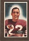 1955 Bowman Joe Arenas #85 Football Card