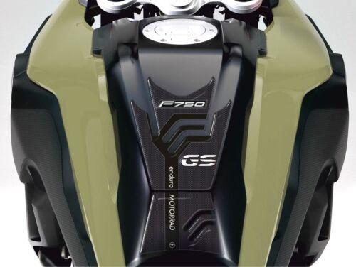 Protection Du Réservoir 3D Gel Compatible Moto BMW F750 GS à partir de 2018