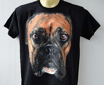 Deutscher Boxer,T-Shirt,M-5XL,Übergrößen,Plus Size,Hund,Boxer