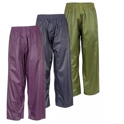 Coraggioso Nuovi Pantaloni Stormguard Impermeabile Ideale Per Le Attività All'aria Aperta Campeggio Trekking- Per Godere Di Alta Reputazione Nel Mercato Internazionale