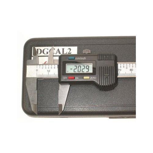 Metal Digital Caliper Gauge & Case 100mm PGA1100