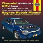 Chevrolet TrailBlazer, GMC Envoy, Oldsmobile Bravada & Buick Rainier Automotive Repair Manual by Max Haynes (Paperback, 2012)