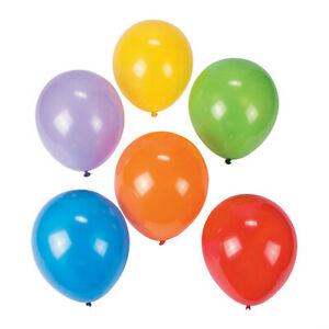 """5"""" Inch Air Quality Latex Party Balloons Birthday Wedding Decorations Christmas"""