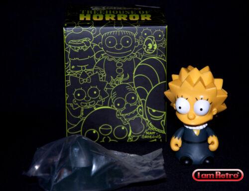 Lisa the Witch The Simpsons Treehouse of Horrors Vinyl Mini Figure Kidrobot