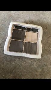 Flower Beauty Eyeshadow Quad EQ4 Smoke & Mirrors Shadow ...