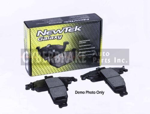 SCD1313 REAR Ceramic Brake Pads Fits  08-10 Hyundai Sonata