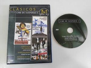 LA-MUCHACHA-DEL-SENDERO-TESTIGO-SILENCIOSO-MAMA-SANGRIENTA-DVD-SLIM-TERROR