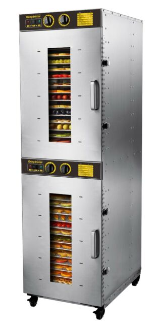 Bench Food's (Large) Commercial Food Dehydrator | 32 Tray - 5.12m² | Norm. $6695