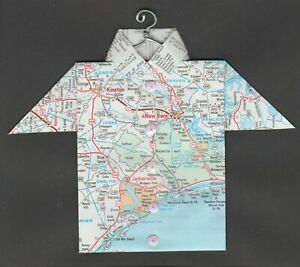 Origami-Map-Shirt-North-Carolina-New-Bern-Jacksonville-Kinston-Havelock