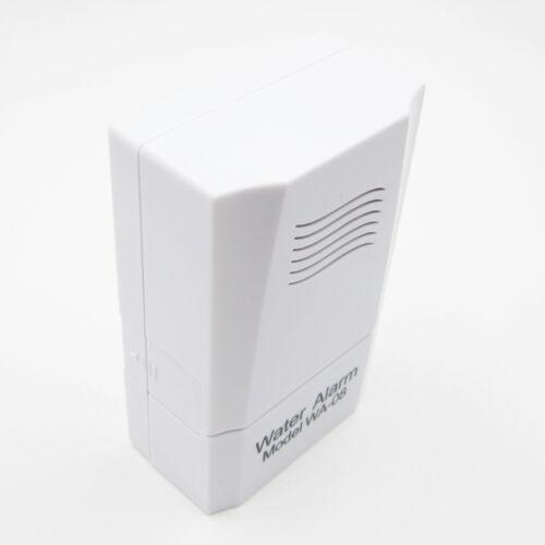 High Decibel Alarm Alert Detector Water Level Leak Sensor System Home Security